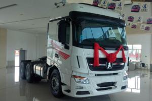 北奔 V3重卡 460马力 6X4 牵引车(ND42501B33J7)