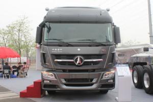 北奔 V3重卡 460马力 6X4 轻量化牵引车(ND42509B32J7)