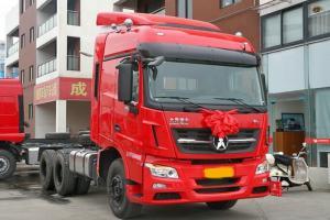 北奔 V3重卡 300马力 6X4 LNG牵引车(ND4250B38J7)