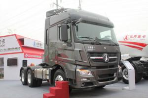 北奔 V3重卡 430马力 6X4 牵引车(ND42501B33J7)