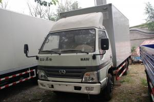 北京牌 旗铃 95马力 4.185单排厢式轻卡(BJ5040XXY1A)