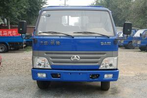 北京牌 旗铃 95马力 4.25单排栏板轻卡(BJ1040P1S41)