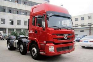 北京牌重卡 336马力 6X2 牵引车(BJ4250TSZ22)(轻量化)