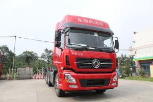 东风商用车 新天龙重卡 启航版 420马力 6X4牵引车(DFL425AX16A)