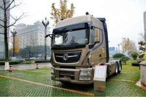 东风商用车 天龙旗舰重卡 480马力 6X4牵引车(高配)(DFH4250C)