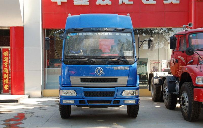 东风柳汽 乘龙中卡 310马力 6X2 牵引车(LZ4230QCA)