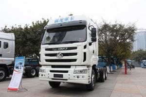 东风柳汽 乘龙康明斯M7C重卡 400马力 6X4 牵引车(LZ4251QDCA)