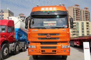 东风柳汽 乘龙M5重卡 400马力 6X2 牵引车(LZ4241M5CA)