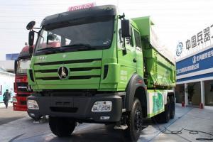 北奔 NG80B系列重卡 350马力 6X4天然气自卸车(ND3250B38J6Z00)
