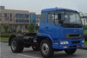 东风柳汽 乘龙中卡 310马力 4X2 牵引车 (LZ4180QAF)