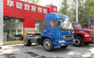 东风柳汽 乘龙中卡 290马力 4X2 牵引车(LZ4182QAF)