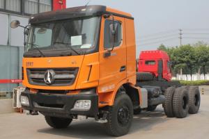 北奔 V3重卡 336马力 6X4自卸车(ND32502B41J7)