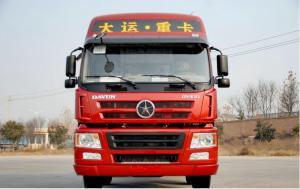 大运 N8E重卡 330马力 6X4天然气牵引车(CGC4253WN4XC)