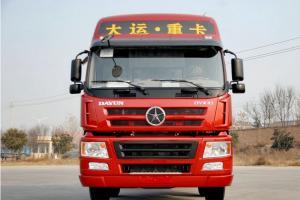 大运 N8E重卡 300马力 6X2天然气牵引车(CGC4253N4XB)