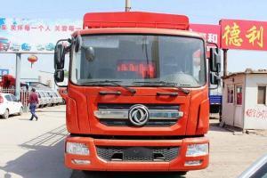 东风多利卡D9中卡 185马力 4X2 7.68米排半厢式载货车(EQ5162XXYL9BDHAC)