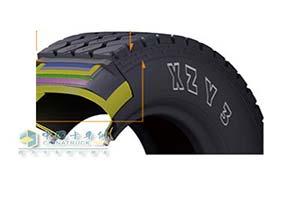 米其林Y系列轮胎XZY 3
