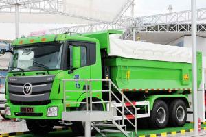 福田戴姆勒欧曼GTL 336马力 6X4自卸车(智能型)(BJ3259DLPKB-XA)