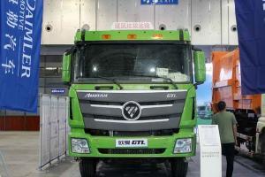 福田戴姆勒欧曼GTL 9系重卡 336马力 6X4自卸车底盘(BJ3259DLPKB-XB)