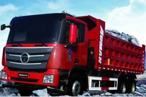 福田戴姆勒欧曼GTL 超能版 9系重卡 380马力 6X4自卸车(BJ3259DLPKB-XE)