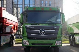 福田戴姆勒欧曼GTL 6系准重卡 310马力 8X4自卸车(BJ3319DMPKC-XC)