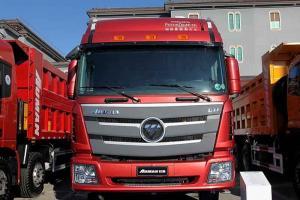 福田戴姆勒欧曼GTL 6系重卡 超能版 平原型 350马力 8X4 9.53米载货车(BJ1319VPPKJ-XC)