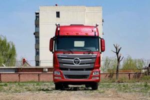 福田戴姆勒欧曼GTL 9系重卡 超能版 山区型 400马力 8X4 9.53米载货车(BJ1319VPPKJ-XC)
