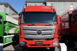 福田戴姆勒欧曼GTL 9系重卡 430马力 8X4自卸车(BJ3319DMPKF-XB)