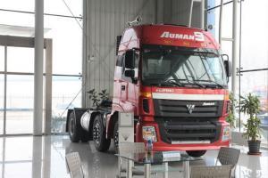福田戴姆勒欧曼ETX 9系重卡 336马力 6X2牵引车(BJ4253SNFJB-XC)