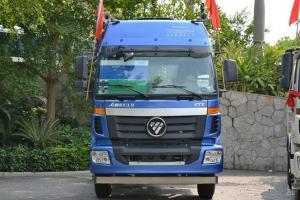 福田戴姆勒欧曼ETX 5系重卡 336马力 4X2LNG牵引车(BJ4182SLFKA-XA)