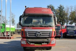 福田戴姆勒欧曼ETX 6系重卡 380马力 6X4LNG牵引车(BJ4253SMFCB-4)