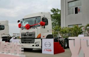 广汽日野 700系列重卡 450马力 6X4 牵引车(YC4251SS1EK4)