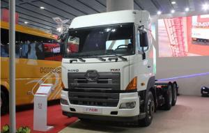 广汽日野 700系列重卡 450马力 6X4 牵引车(YC4250SS1EK4)