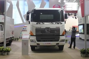 广汽日野 700系列重卡 350马力 4X2 牵引车(SH2PEUA-ASW)