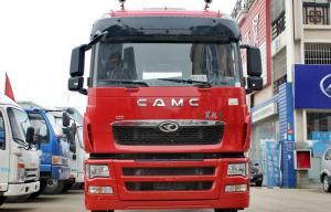 华菱 星凯马重卡 430马力 6X4 危险品牵引车(HN4255A43C4M4)