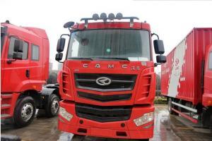华菱 汉马重卡 260马力 4X2 港口牵引车(HN4180H27C4M4)