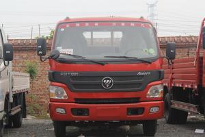 福田欧马可1系 超值版 118马力 4X2 3.8米排半轻卡(BJ1049V9JD6-F2)