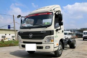 福田欧马可3系 118马力 4X2 3360轴距单排轻卡底盘(BJ5049XXY-F8)
