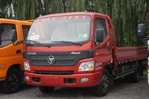 福田欧马可1系 150马力 4X2 3.8米排半栏板轻卡(BJ1049V9PD6-FB)