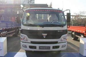 福田欧马可3系 156马力 4X2 5.8米排半栏板载货车(BJ1149VKPED-DB)