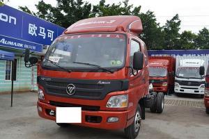 福田欧马可3系 143马力 4X2 3360轴距排半轻卡底盘(BJ1049V9PEA-FA)