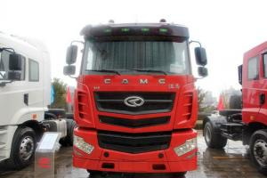 华菱 汉马H6重卡 310马力 4X2 牵引车(HN4182A31C4M4)