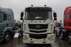 华菱 汉马H6重卡 345马力 4X2 牵引车(HN4182A31C4M4)