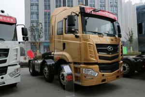 华菱 汉马H6重卡 345马力 6X2 牵引车(HN4252A31B5M4)