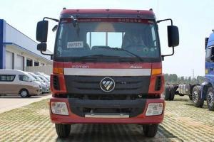 福田欧马可5系 中卡 170马力 4X2 6.75米排半栏板载货车(BJ1169VKPEK-FA)