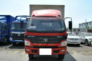 福田欧马可5系 中卡 170马力 4X2 6.2米厢式载货车(BJ5139XXY-A1)