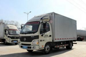 福田欧马可BEV 109马力 4X2 纯电动轻卡(BJ5081XXYEV)