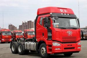 一汽解放 J6P重卡 500马力 6X4牵引车(CA4250P66K25T1A1E4)