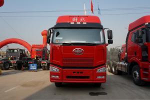 一汽解放 J6P重卡 2013款 350马力 6X4半挂牵引车(CA4250P66K2T1A1HE4)