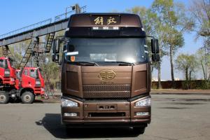 一汽解放 J6P重卡 420马力 6X2牵引车(CA4250P66K24T3HE4)