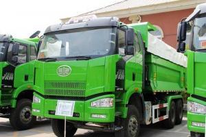 一汽解放 J6P重卡 2014款 350马力 6X4自卸车(CA3250P66K2L2BT1E)